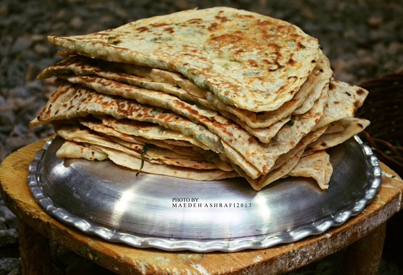 کەلانە/Kelane(Kurdish Pizza)