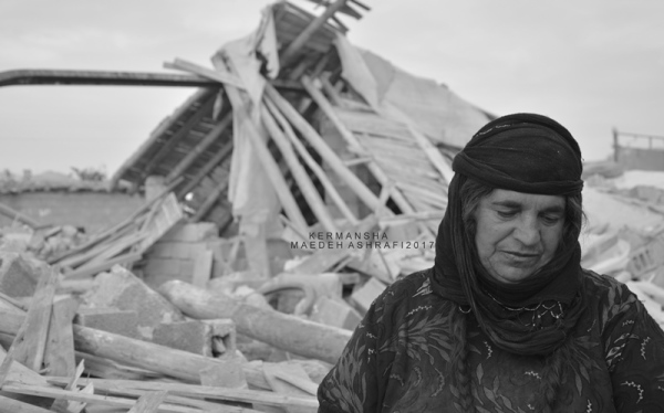 Earthquake\kermanshah/iran/ November 2017