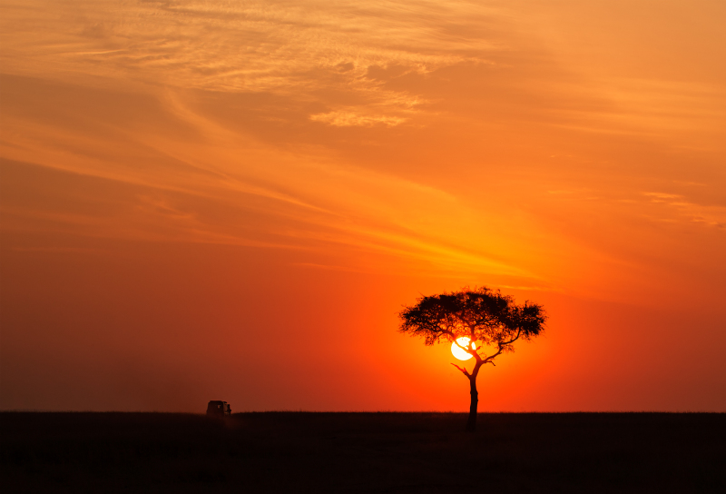 Sunrise at Keyan#1