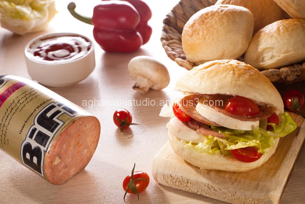 عکاسی تبلیغاتی وصنعتی،عکاسی مواد غذایی