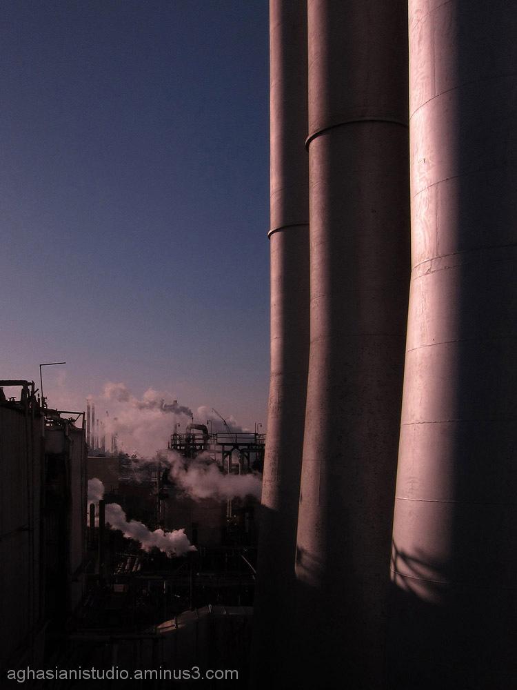 عکاسی صنعتی وتبلیغاتی،عکاسی صنعتی