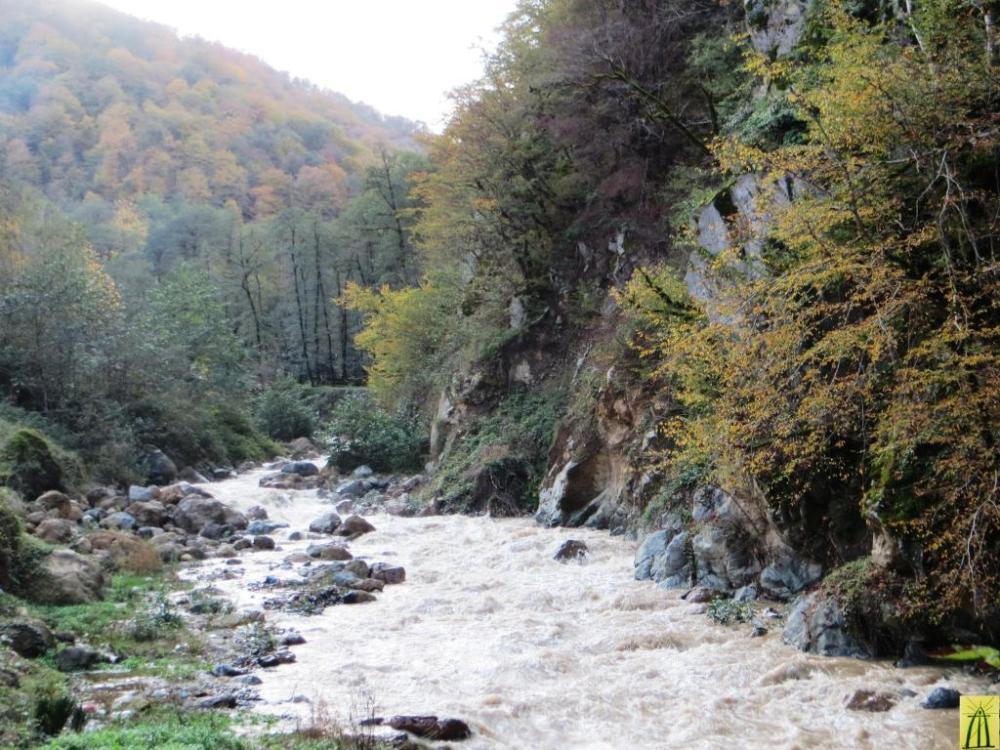 Masooleh Wild River