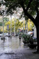 barcelona, digital, street, photography, slightly