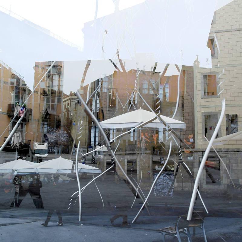 barcelona, digital, street, photography, the gimp