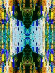 dabnotu,barcelona,street,slit scan,the gimp