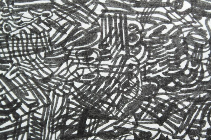 Macro, detail of illustration by dabnotu.