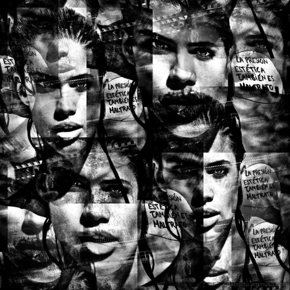 Black and white digital smartphone picture + GIMP!