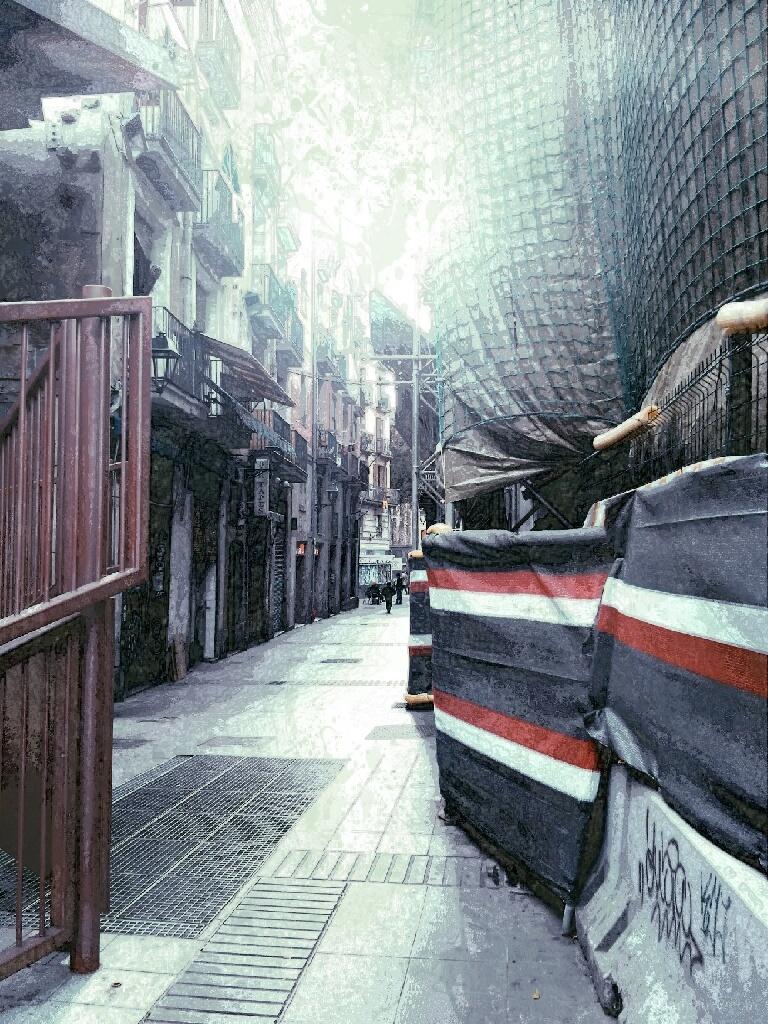 VSCO/Sketch Me! smartphone street photography.