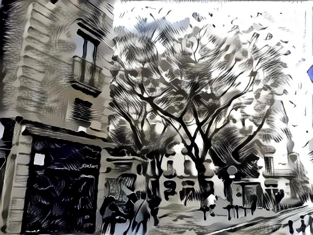 Smartphone + Dreamscope street/urban photography.