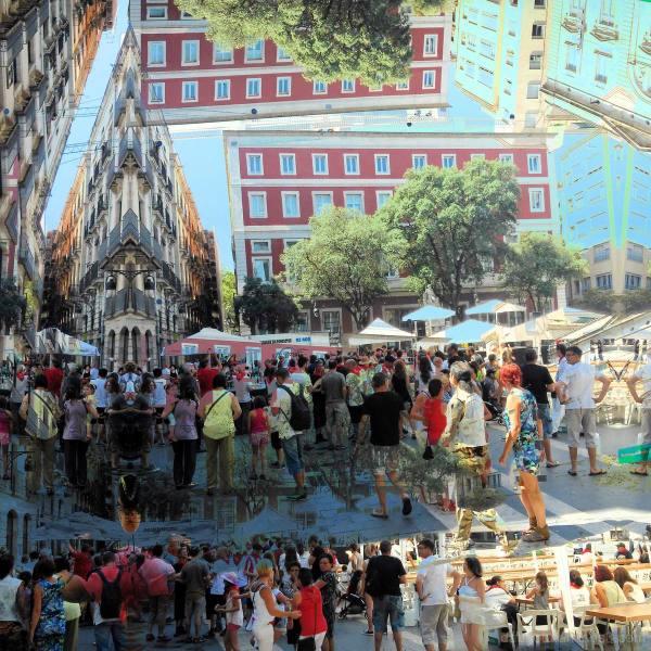 photomanipulation smartphone streetphotography