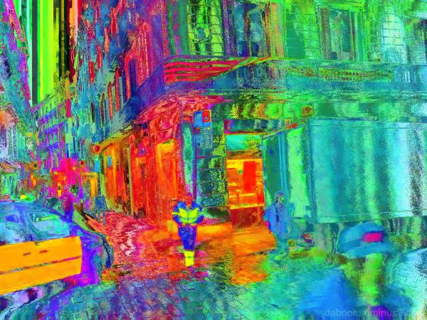 Glitch image, made with smartphone/XVI32/The GIMP.