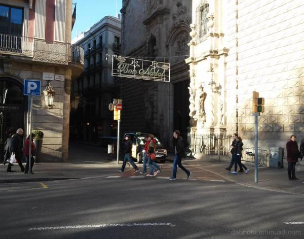 Unedited Barcelona smart/photography!