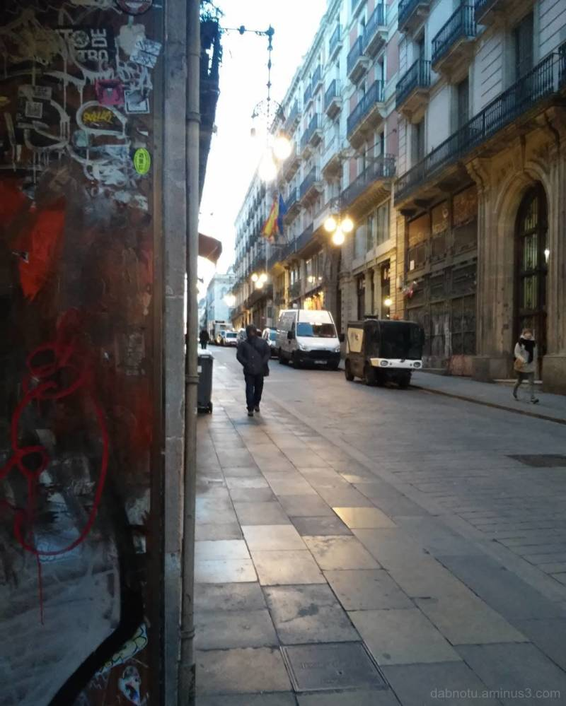 unedited Barcelona smart/street photography