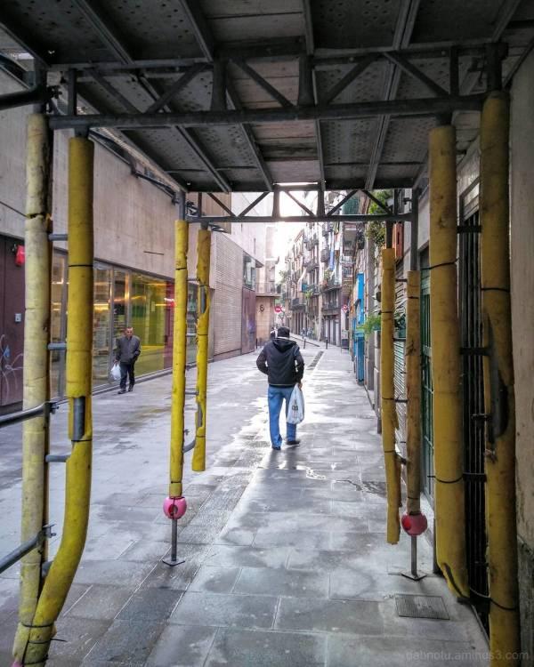 Slightly edited Barcelona smart/street photography