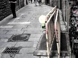 Barcelona edited smart / street photography.