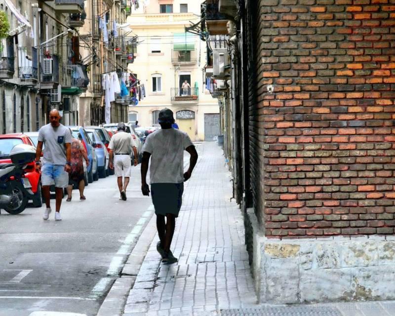 #Barcelona #edited #streetphotography.