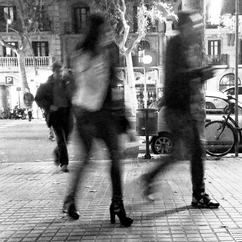 #AvingudaParallel #PobleSec #Barcelona #Catalonia