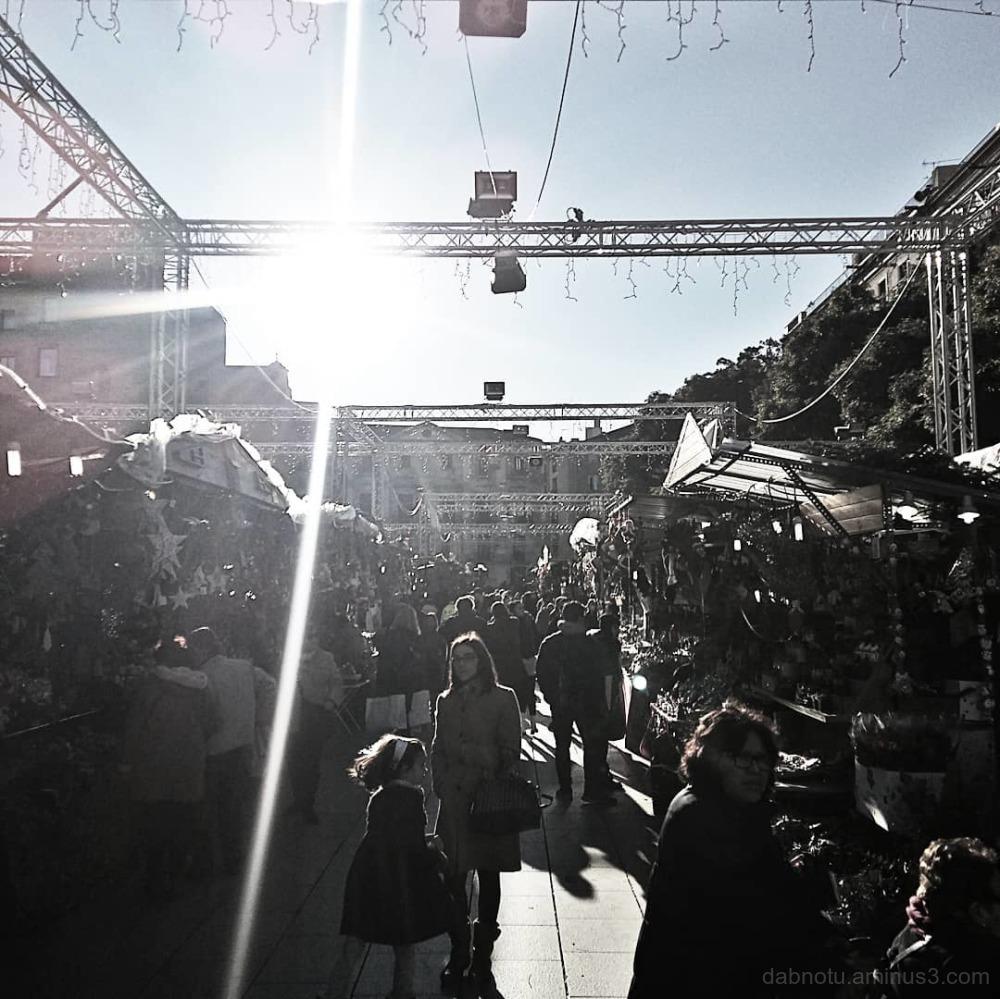 #SantaLlúcia #PlaçaNova #CiutatVella #Barcelona