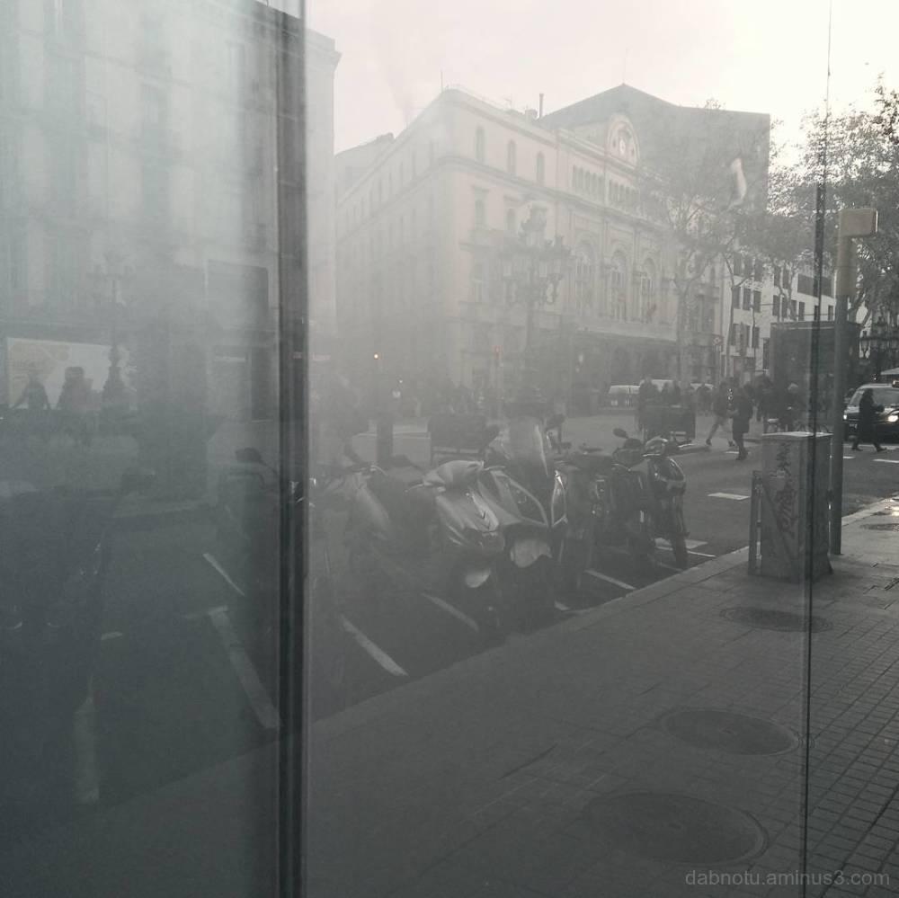 #LaRambla #BarriGòtic #CiutatVella #Barcelona