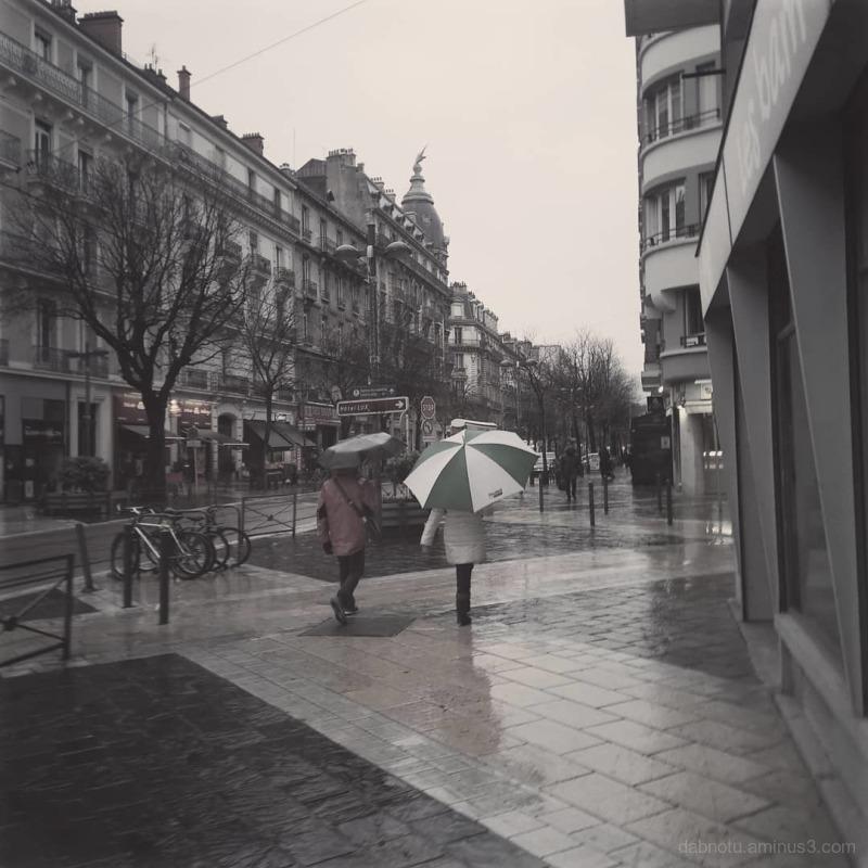 #Grenoble #France #Europe #rainydayrainallday