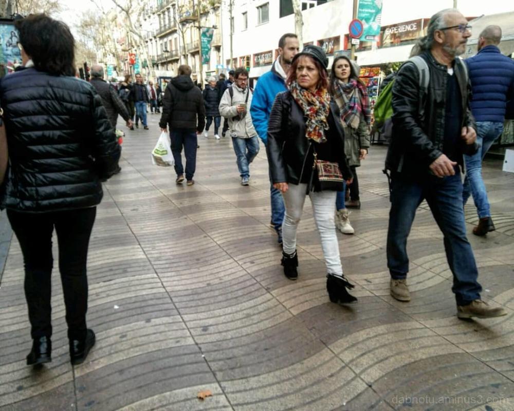 #LaRambla #CiutatVella #Barcelona #Catalunya #5by4
