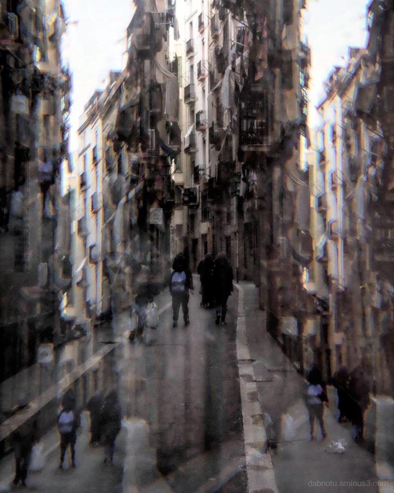 #CarrerDEnRoig #ElRavalSud #CiutatVella #Barcelona