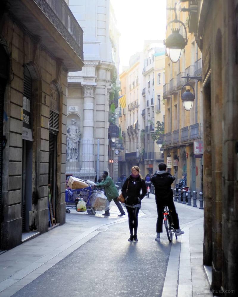 #CarrerDeAvinyó #BarriGòtic #CiutatVella