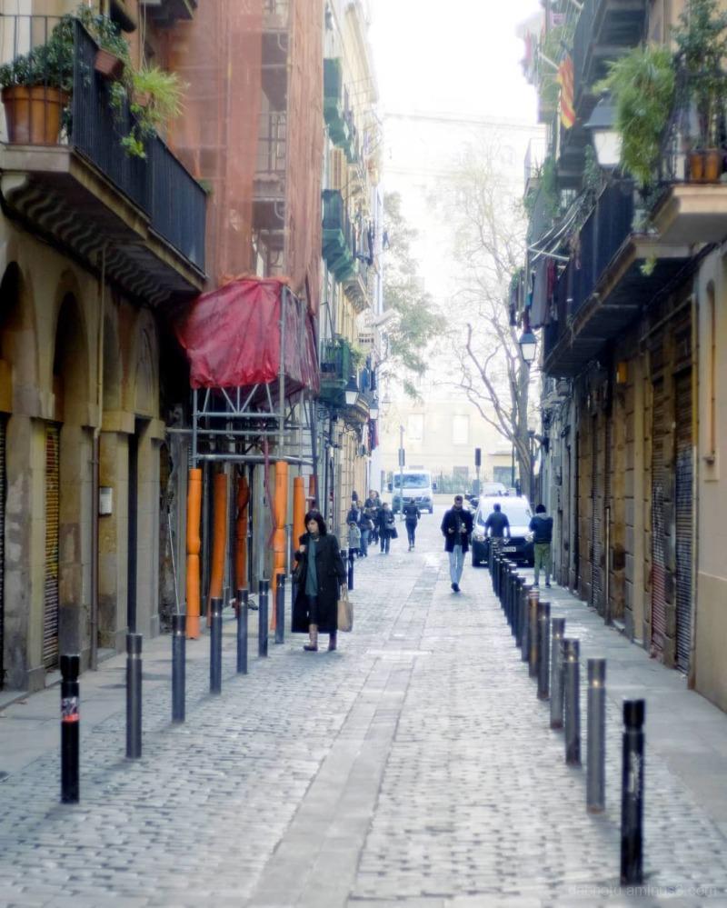 #CarrerDeMontserrat #ElRavalSud #CiutatVella