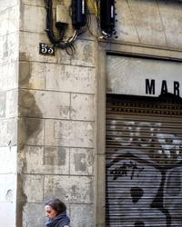 #CarrerDeLArcDelTeatre #ElRavalSud #CiutatVella