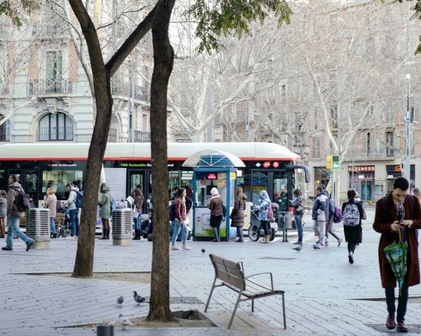 #PlaçaDeLaBellaDorita #ElPobleSec #SantsMontjuïc