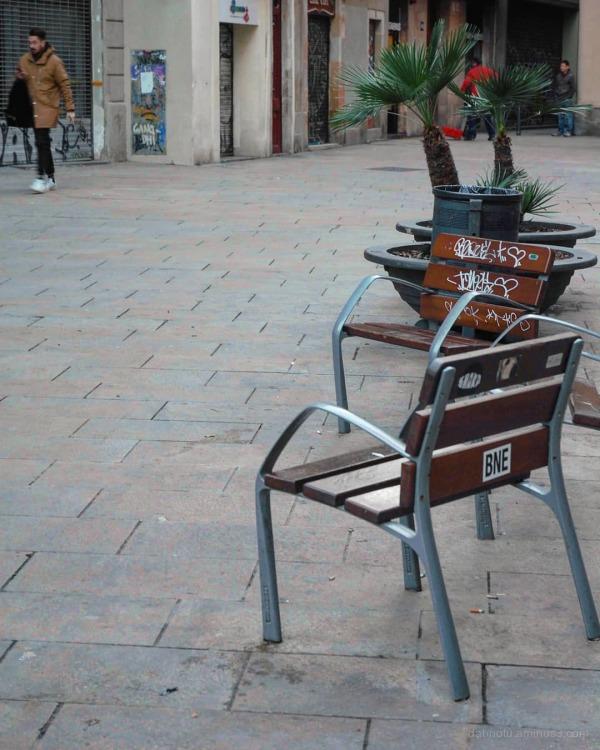 #PlaçaDeSantJosepOriol #BarriGòtic #CiutatVella
