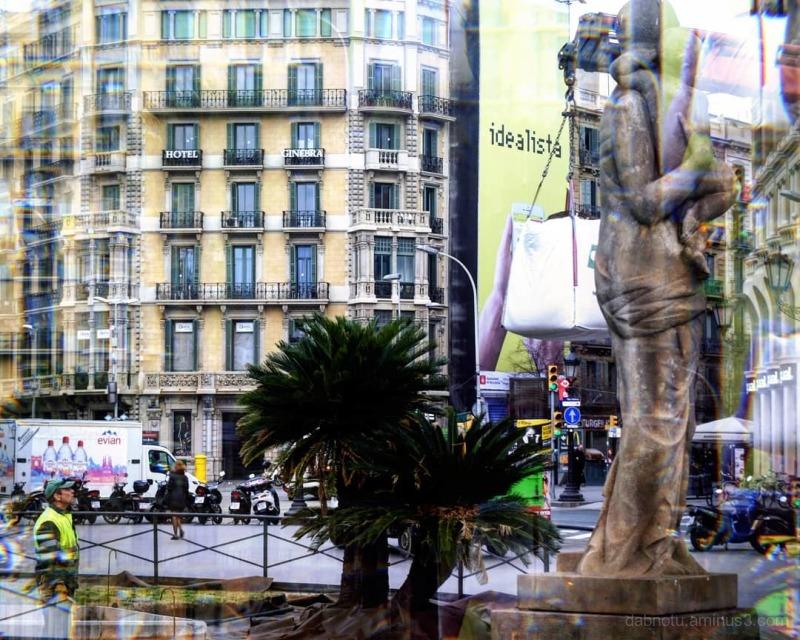 #PlaçaDeCatalunya #Barcelona #Catalonia #Spain