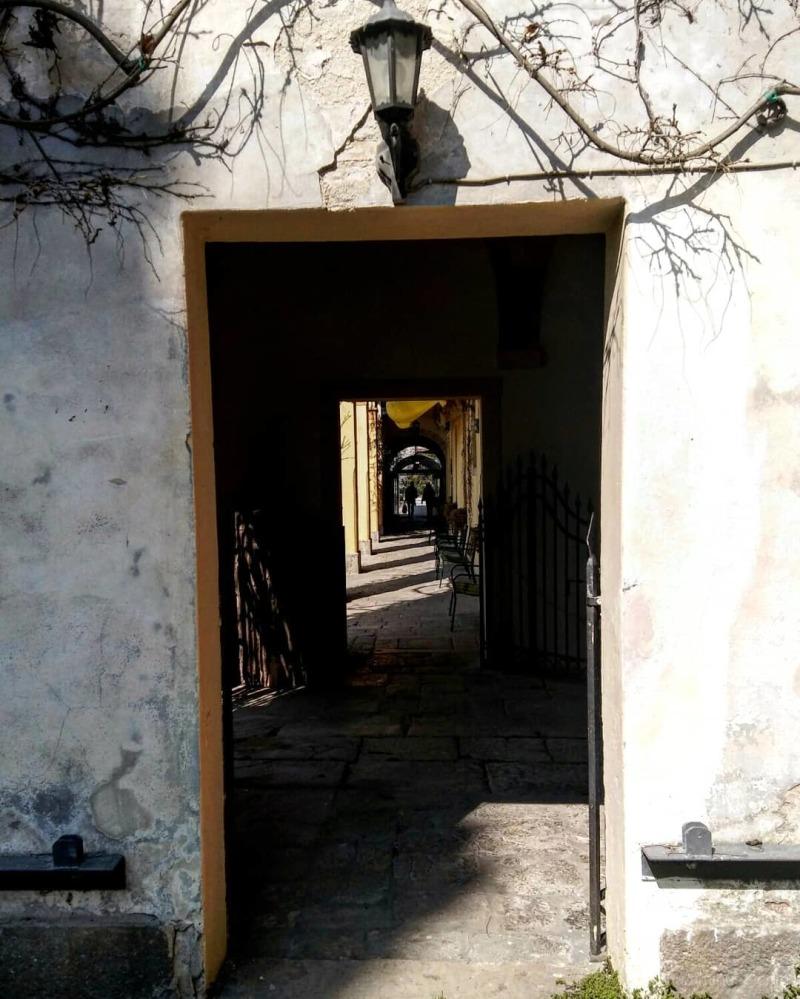 #CastelloDiSanPelagio #VilaZaborra #DueCarrare