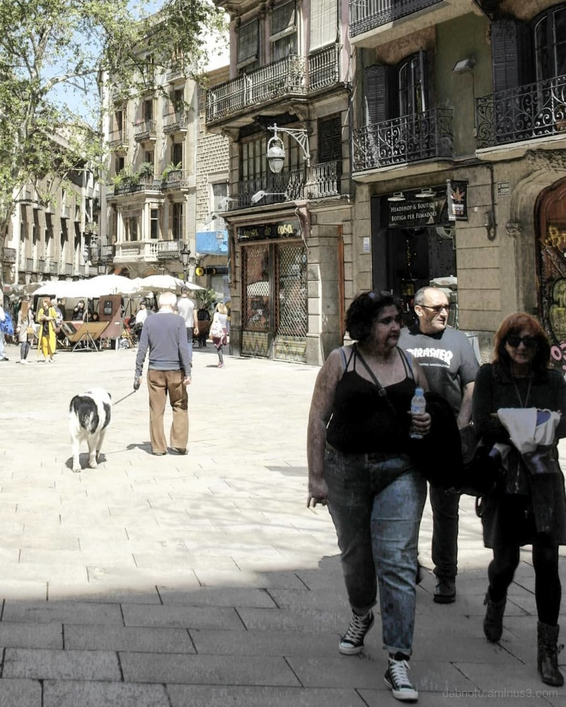 #BarriGòtic #CiutatVella #Catalonia #Espanya