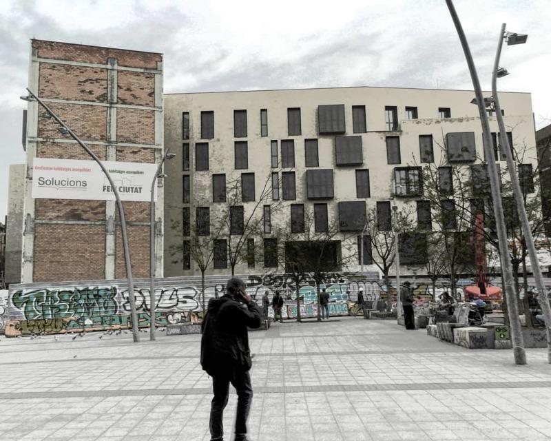 #PlaçaDeLaGardunya #ElRavalSud #CiutatVella