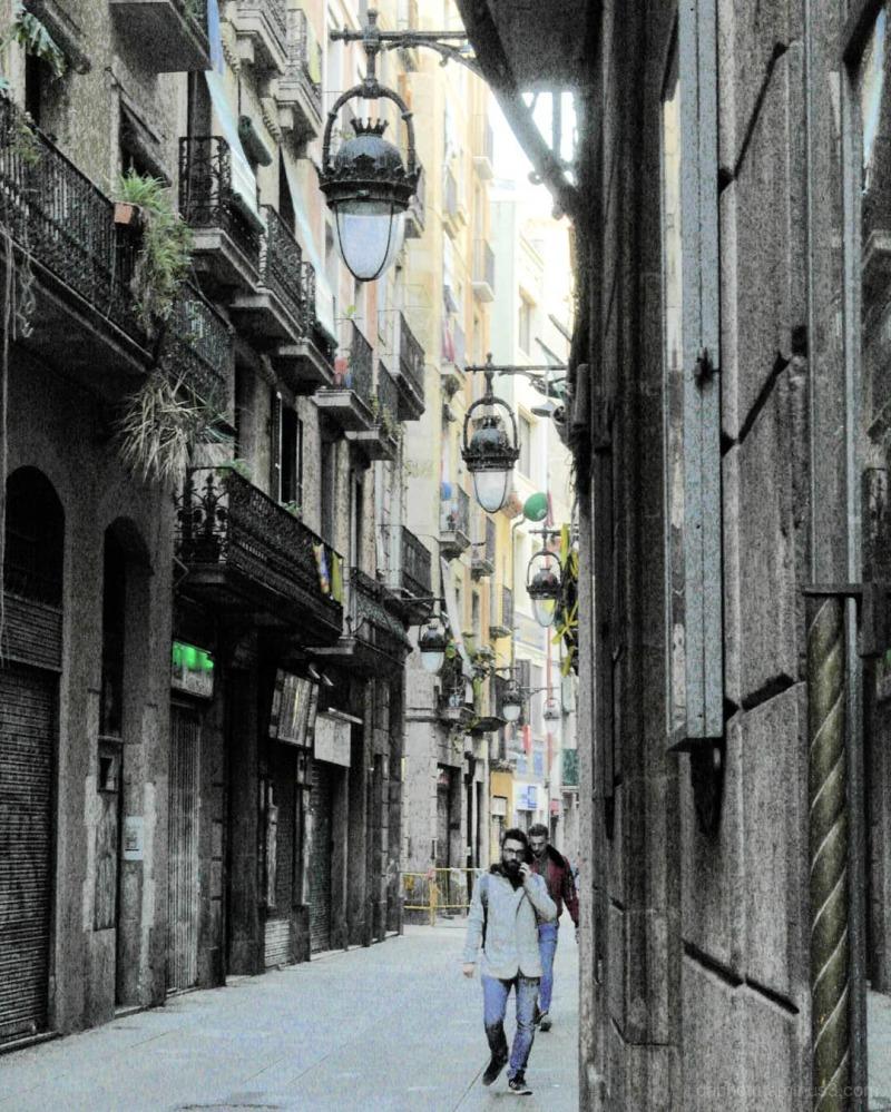 #ElRavalSud #CiutatVella #Barcelona #Catalonia