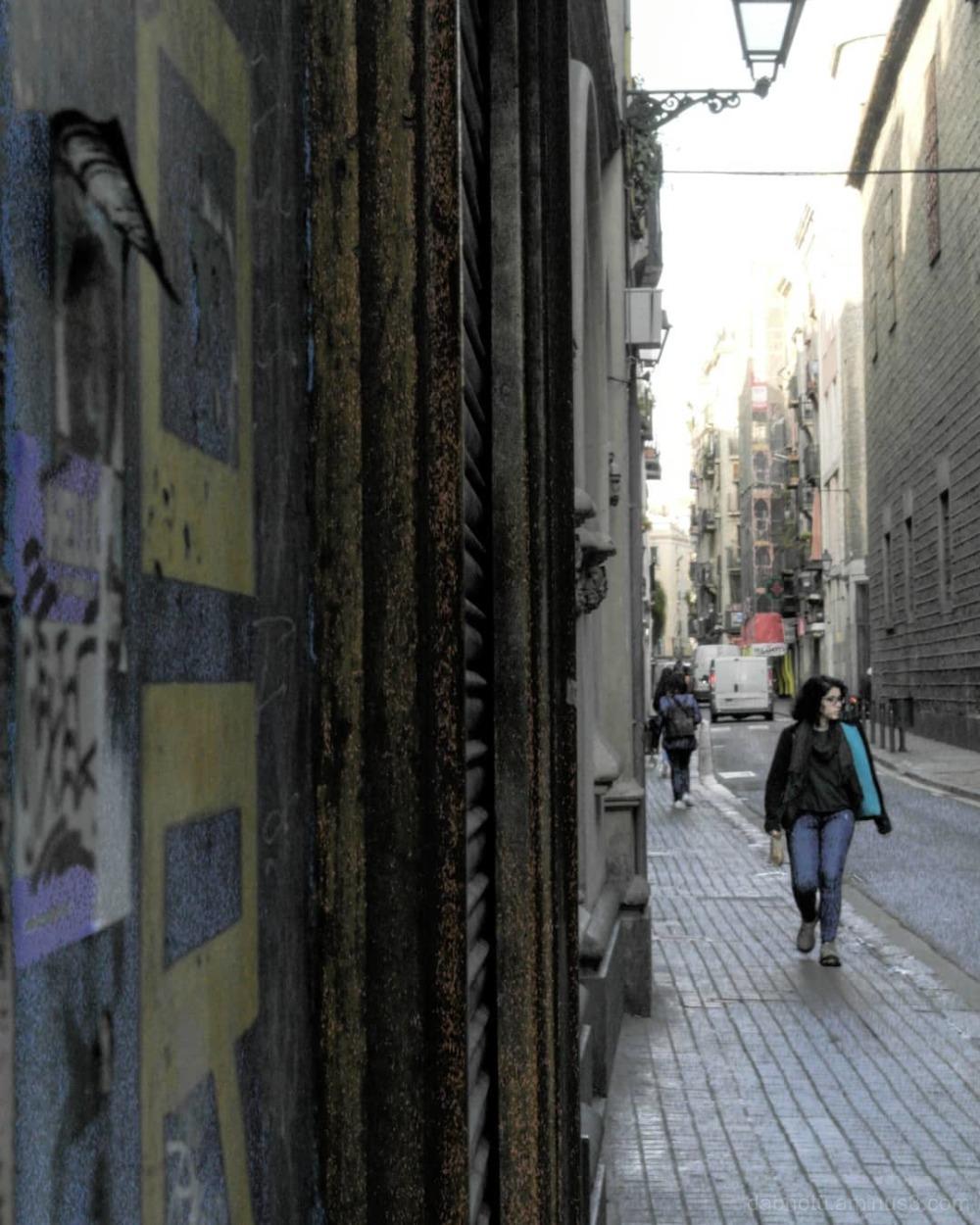 #CarrerDeLHospital #ElRavalSud #CiutatVella