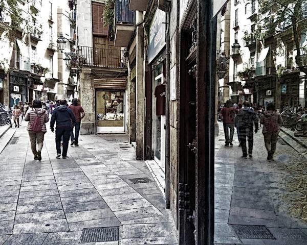 #ElBorn #CiutatVella #Barcelona #Catalonia