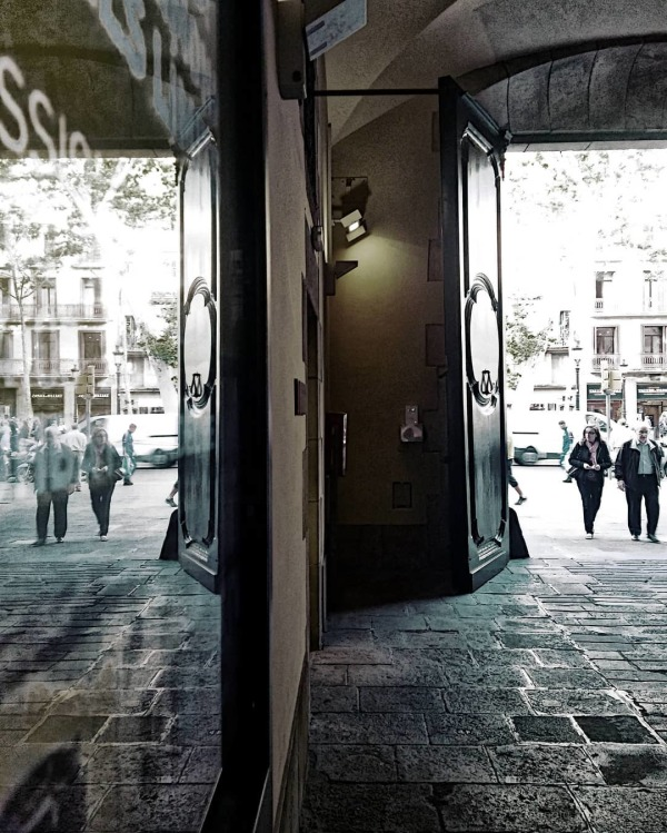#PalauDeLaVirreina #ElRavalNord #CiutatVella