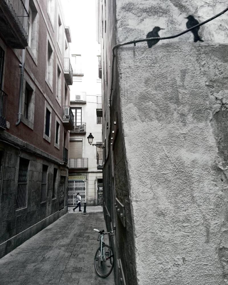 #CarrerDeLesPenedides #ElRavalSud #CiutatVella