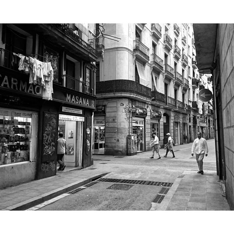 #CarrerDeSantRamon #ElRavalSud #CiutatVella