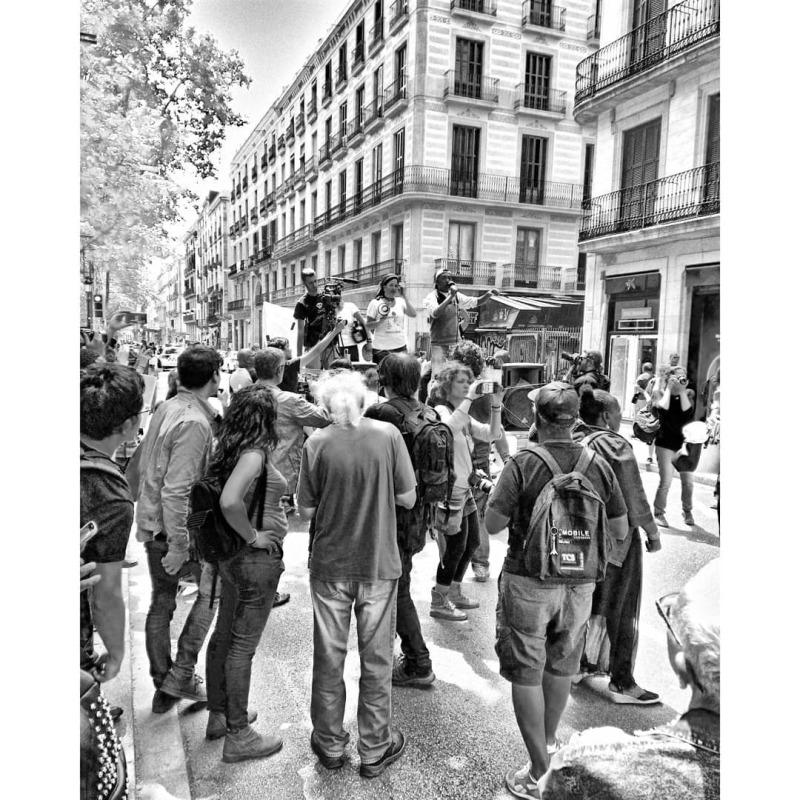 #LaRambla #Barcelona #Cataluña #Espanya #Europe