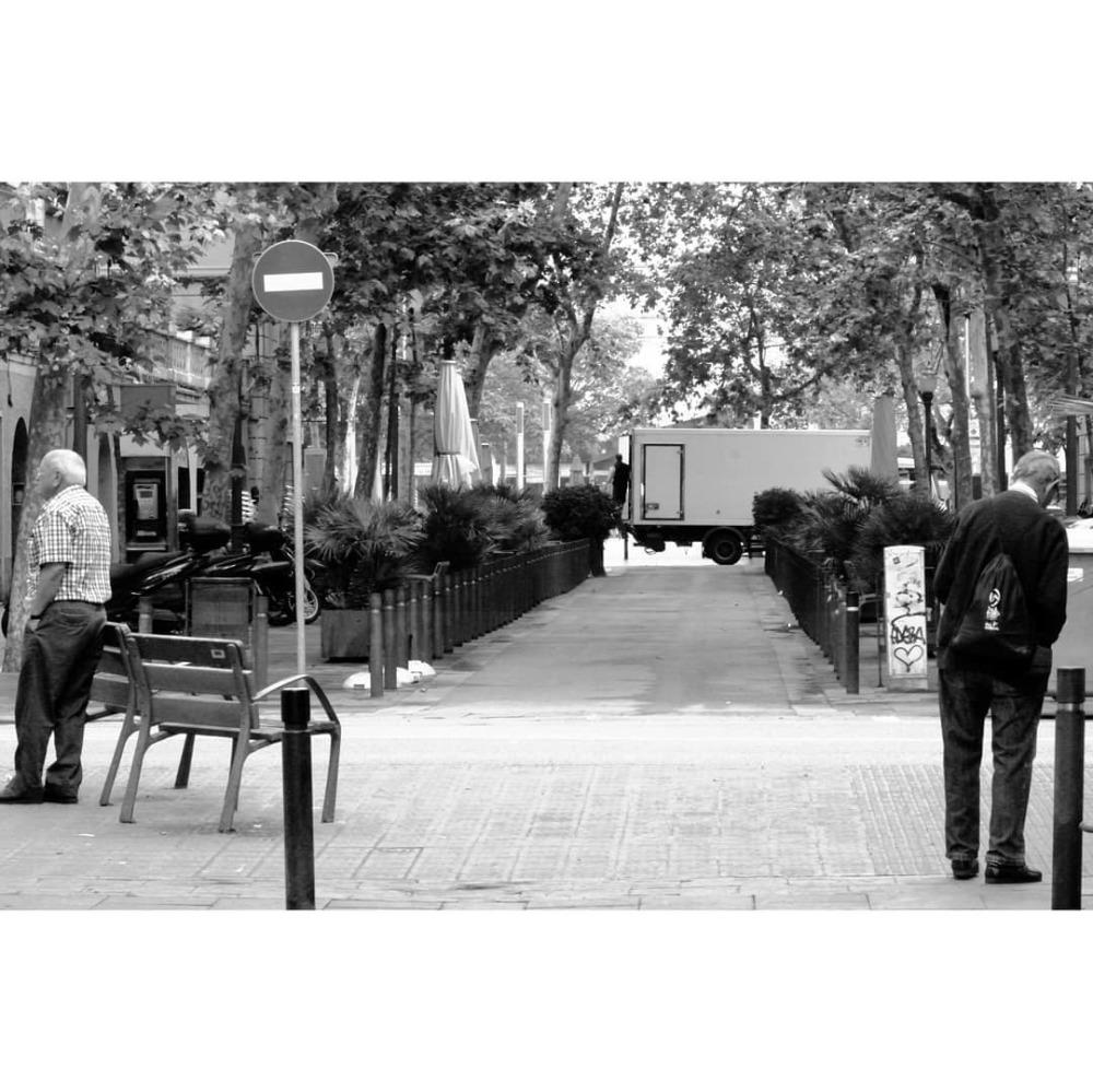 #barcelona #blackandwhite #grayscale #monochrome