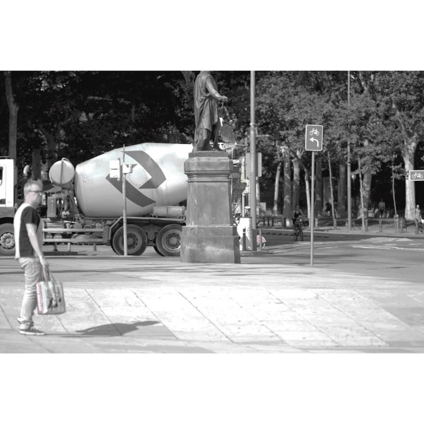 #barcelona #desaturated #streetphotography made wi
