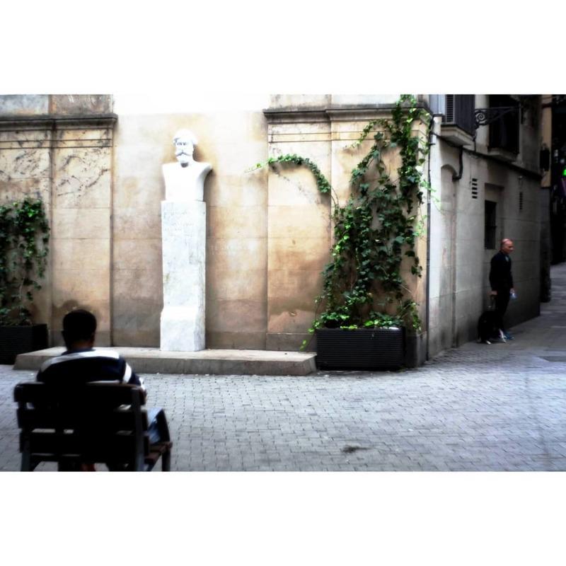 #ElBorn #Barcelona #Catalunya #España #XT1
