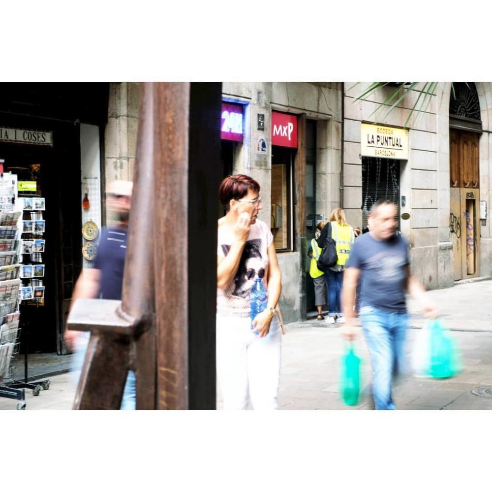 #ElBorn #Barcelona #Catalunya #España #FujifilmXT1