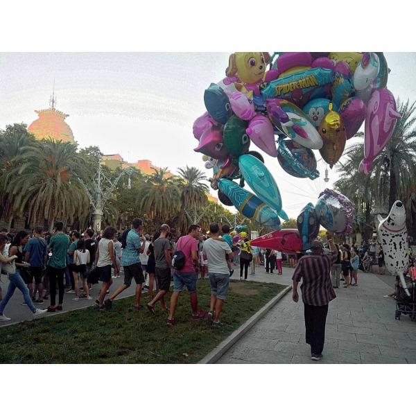 #PasseigDeSantJoan #EixampleDreta #Barcelona