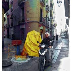 #CarrerDeSantPau #ElRavalSud #CiutatVella #urban