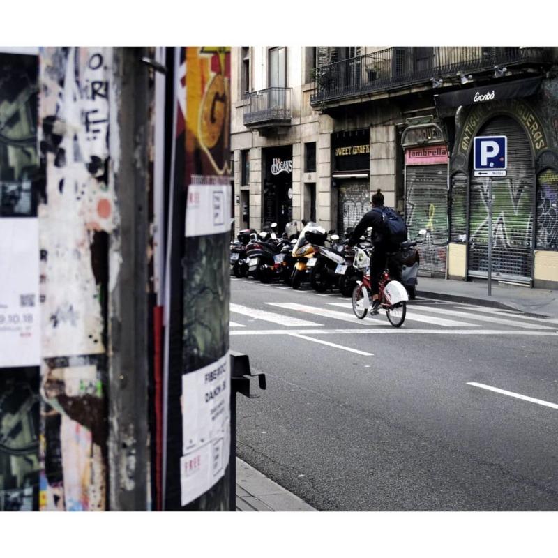 #LaRambla #BarriGòtic or #ElRavalSud #CiutatVella