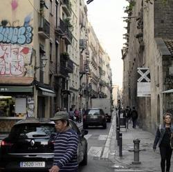 #ElRavalSud #BarriGòtic #CiutatVella #Barcelona